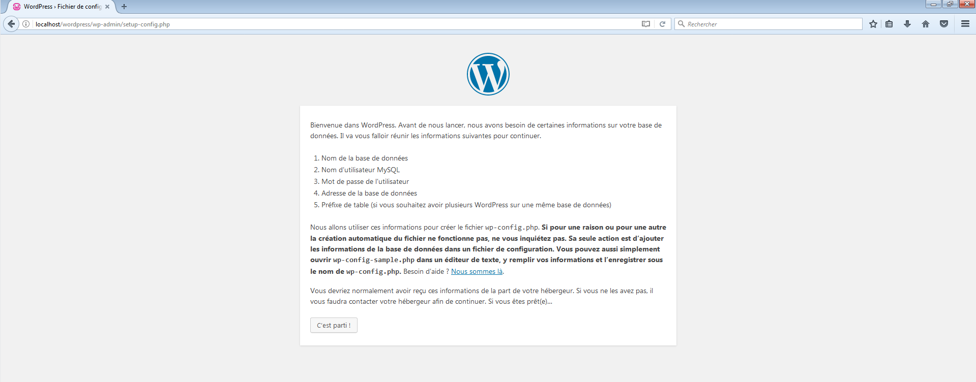 Guide Complet Wamp Creer Importer Son Site Internet Wordpress